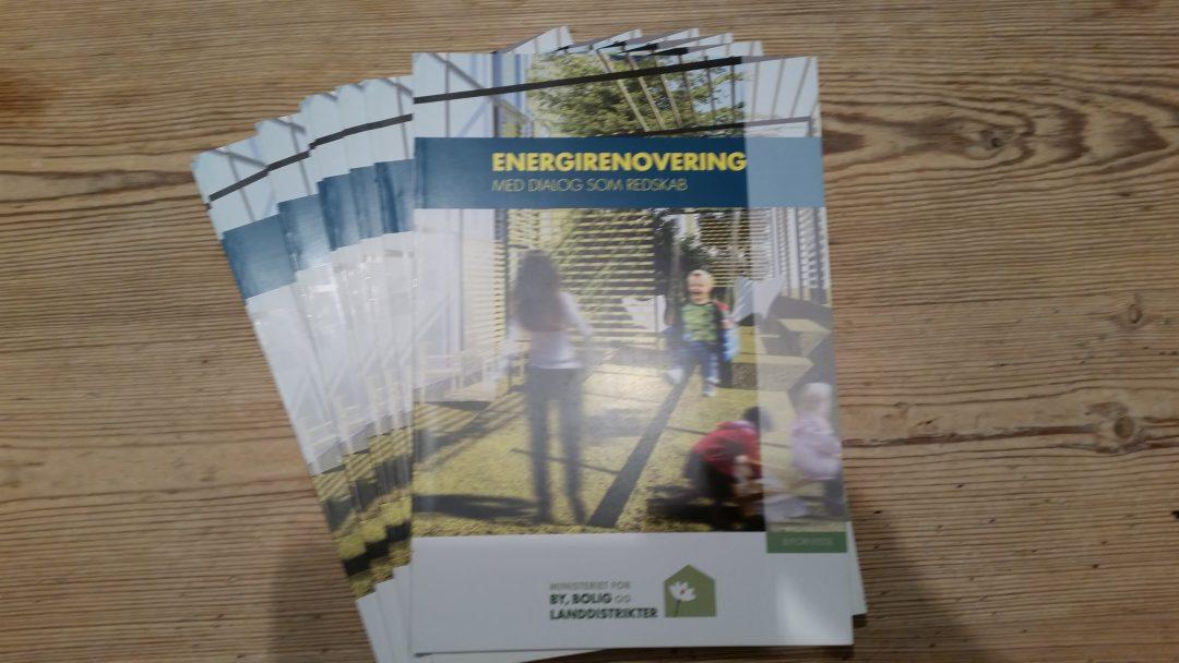 Forsøgsprojekt – Energirenovering med dialog som redskab