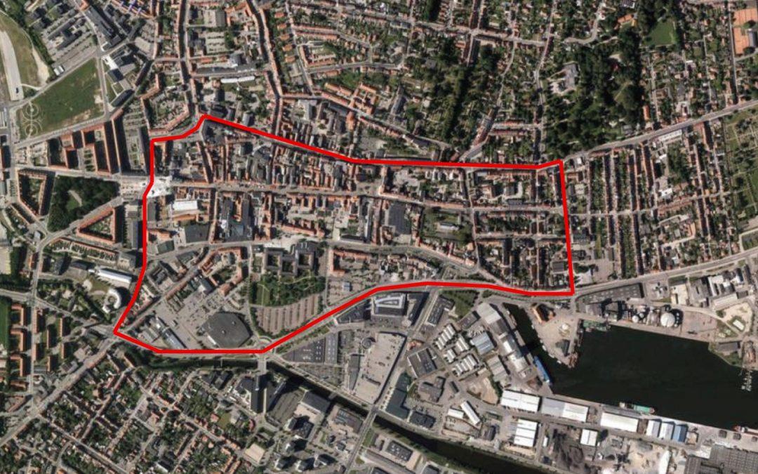Byfornyelsesprogram for Horsens Midtby