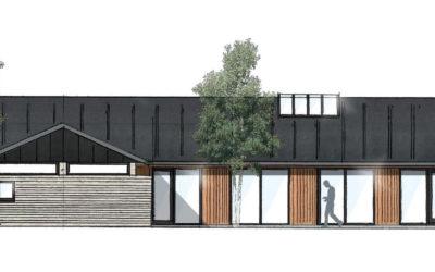 Forsøgsprojekt – Energirenovering styrker parcelhusets arkitektur