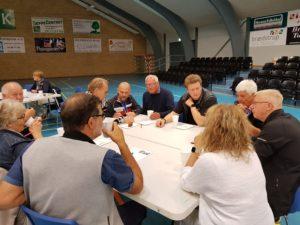 Byrumsgruppen diskuterer kvalitet i byens rum