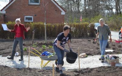 Arbejdskraft, planter og permakultur til den nye Byhave