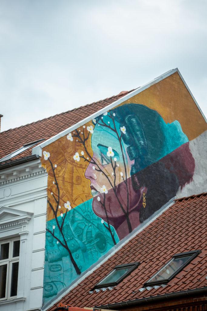 Adresse:  Amaliegade 30 Kunstner: Isaac Malakkai Foto: Jesper Balleby